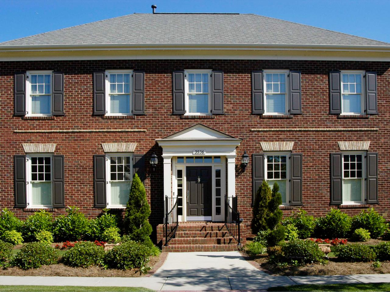 Brick remodeling ideas