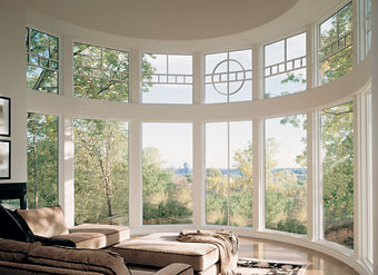 Bay windows split level ideas