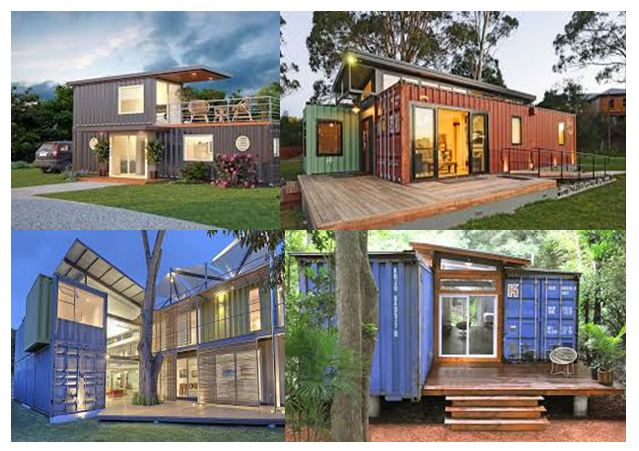 Container Homes Are A Thing Now. They Are Cheap, Reasonably Spacious And  Easy To Renovate And Remodel