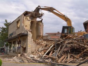 Demolition and Construction