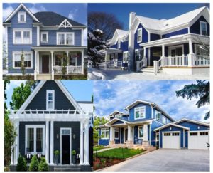 Exterior Paint Ideas For Homes In Chicago - Home-exterior-painting