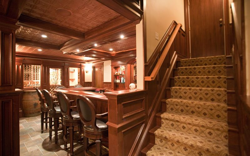 basement remodel ideas for chicago