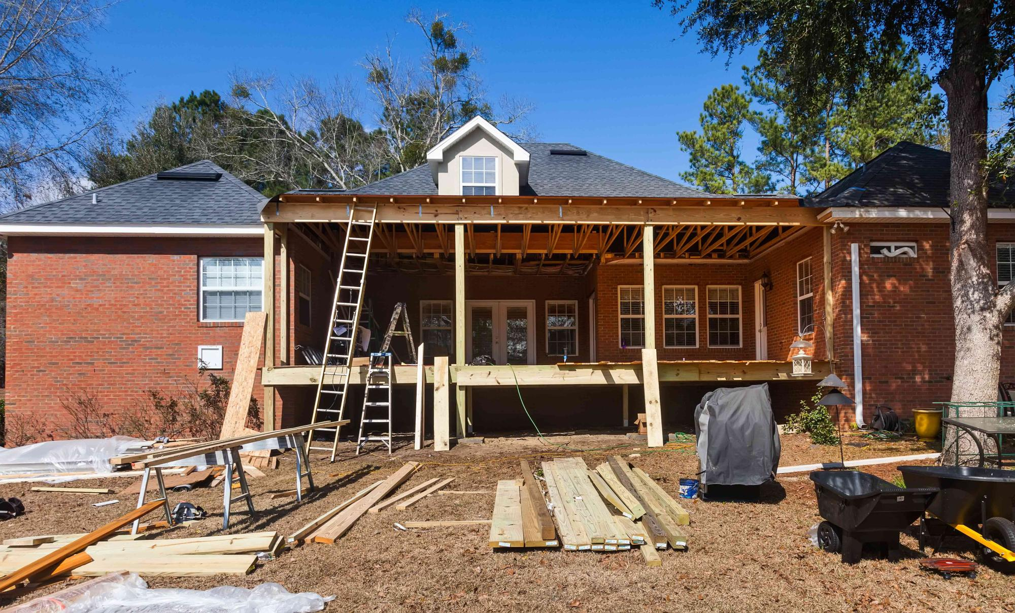 home improvement costs in west town
